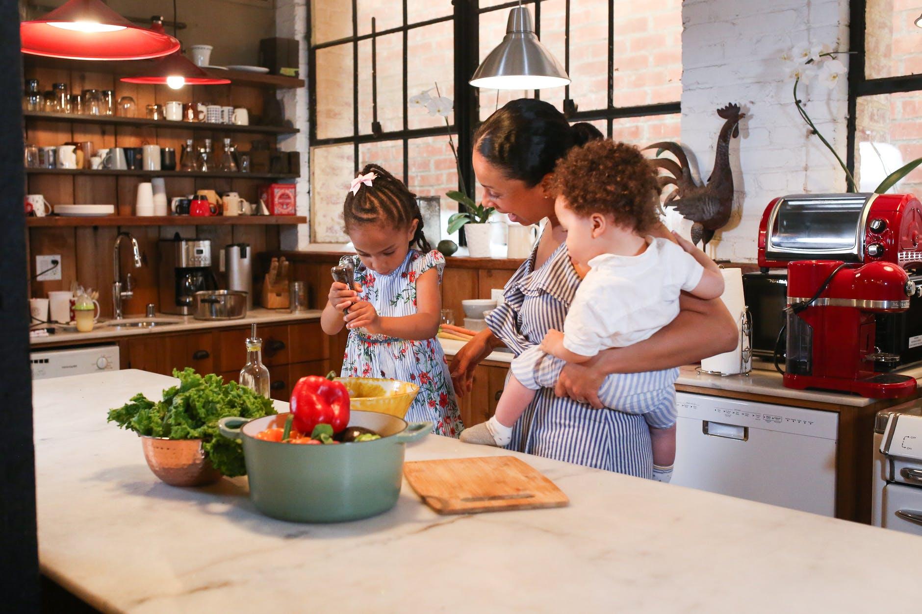 Indretning af institutionens køkken: sådan finder I den bedste løsning